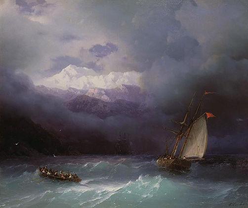 """Attraversare la """"Tempesta""""… di Shakespeare."""