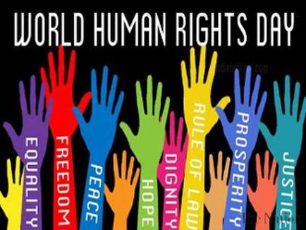 10 dicembre 2018 – Diritti Umani e Analisi bioenergetica