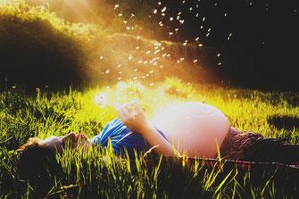 L'esperienza di una classe di esercizi di bioenergetica in gravidanza