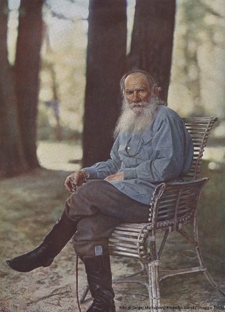 Lev Tolstòj: La morte di Ivàn Il'íč. Di Christoph Helferich, Psicoterapeuta e Docente Siab